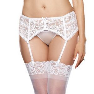 Plus Size Suspender & Garter Belts